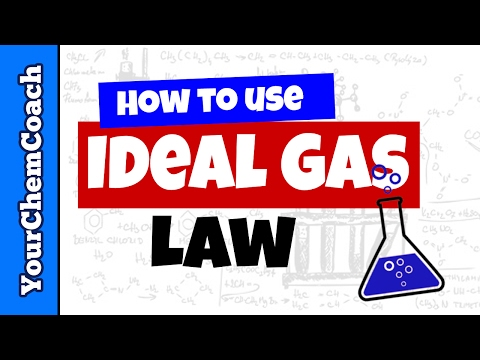How to Use the Ideal Gas Law at STP - Mr. Causey's Chemistry