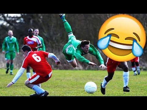Best Sunday League Football Vines #3 | Tackles, Fights and Goals