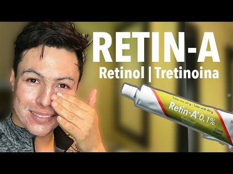 TODO LO QUE DEBES SABER SOBRE EL RETIN - A (RETINOL)