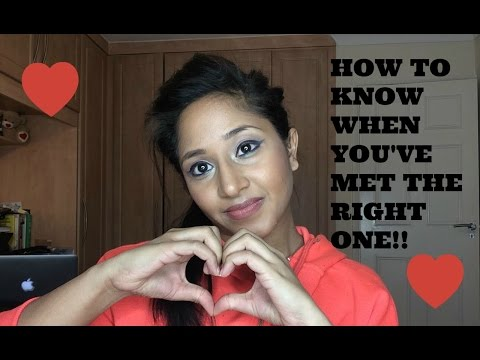 HOW TO KNOW WHEN YOU HAVE MET THE RIGHT GUY! collab with DIVAMAKEUPQUEEN