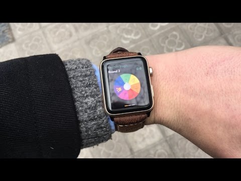10 MUST HAVE GAMES FOR APPLE WATCH SERIES 2!