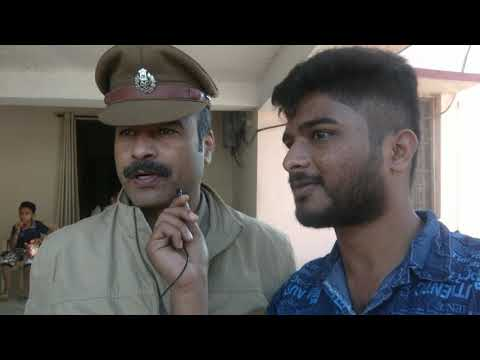 Jeypore , I.I.C  Mr.Tapan ratha Opinion  On Maintaining Discipline In Rahagiri