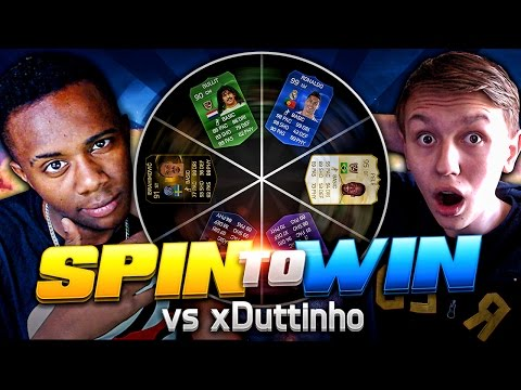 THE BEST MINI GAME YET! - SPIN TO WIN - FIFA 15 ULTIMATE TEAM
