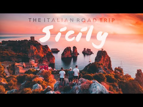 The Italian Road Trip: Sicily