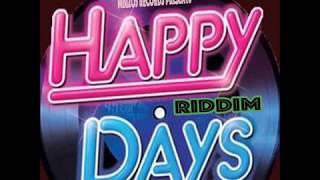 Happy Days Riddim-January 2017-Mix By Takunda [Mbizo5]