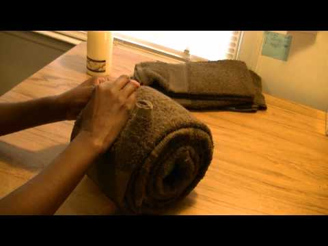 DIY Towel Cake Freestyle Friday #10