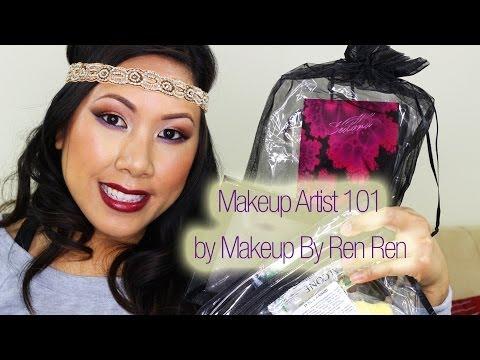 Introducing my Atlanta Makeup Class:  Makeup Artist 101