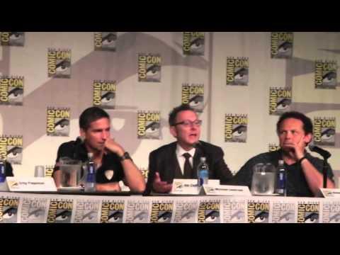 Comic Con 2014 Person of Interest Panel Clip 4