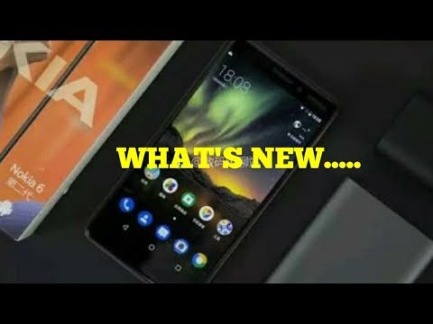 Nokia 6 (2018) New Generation Specifications