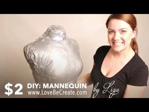 DIY Mannequin