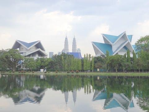 Titiwangsa Lake Gardens - Kuala Lumpur, Malaysia