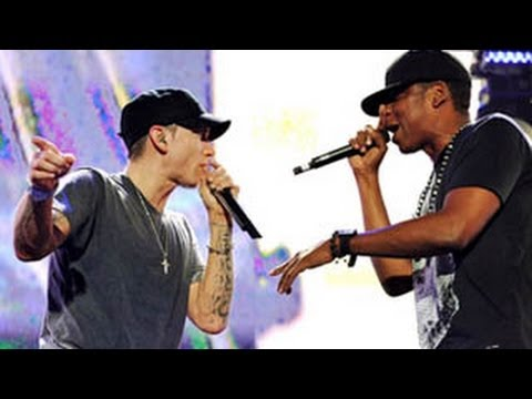 Eminem Vs. Jay-z (Must Watch)