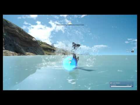 FINAL FANTASY XV: Gone Fishin' - Allural Sea Bass