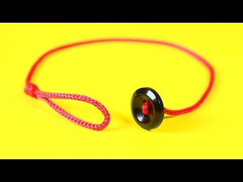 DIY Simplest Paracord Bracelet with Button