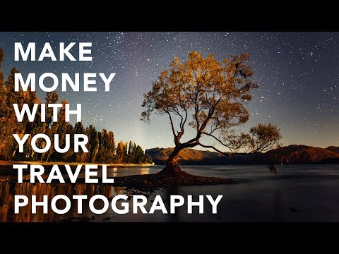 How To Make Money With Your Travel and Landscape Photography (Link in Description)