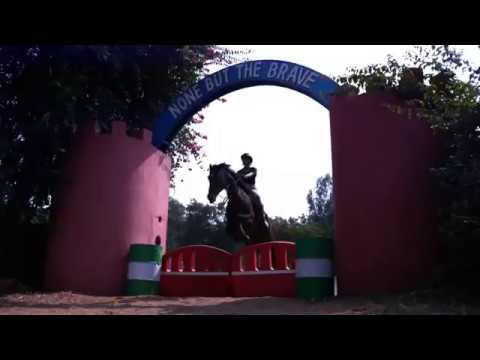 IPS training  At Sardhar Vallabhai Patel national police academy part 2 with theme song