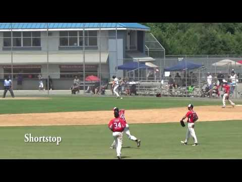 Thomas Gannaway #25 Triple Crown US Baseball Champion Tournament Highlights