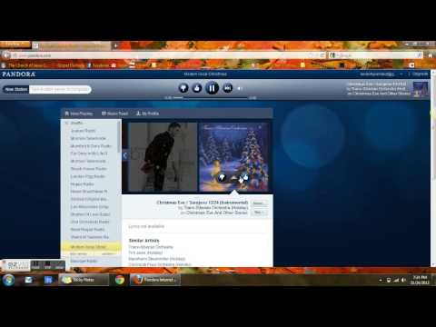 How to Customize Your Pandora Radio Station