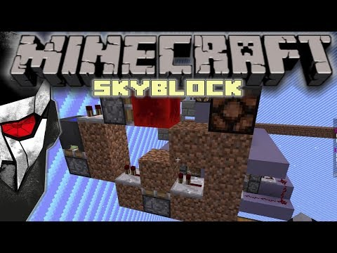 Minecraft Skyblock - Enter the correct code here! #10