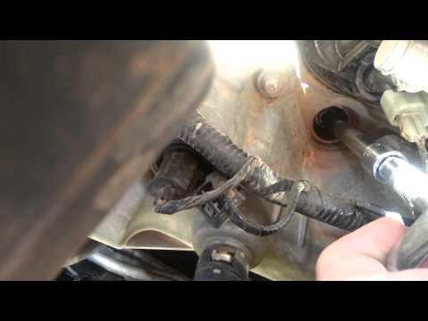 2010 F-150 5.4 3v spark plug change