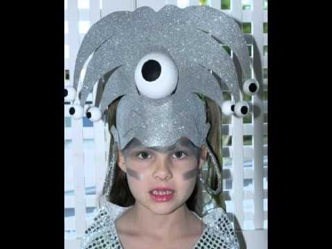 make alien costume halloween