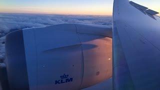 KLM 787-9 Amsterdam - Rio de Janeiro