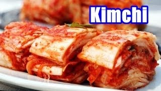 Easy Kimchi Recipe : Korean Food