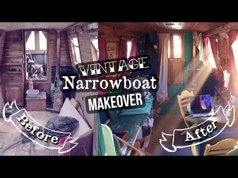 Buying & doing up my narrowboat - from leisure to liveaboard