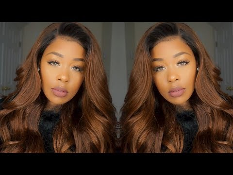 |Step by Step| NO BLEACH Box Dye Ombre Method ft. Ali Pearl Hair Aliexpress