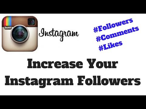 How to Increase INSTAGRAM Followers (2018)| 1 minute 310 Followers on INSTAGRAM
