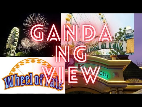 Enchanted Kingdom Wheel of Fate (Point of View)
