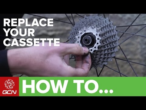 How To Change Your Cassette | Road Bike Maintenance