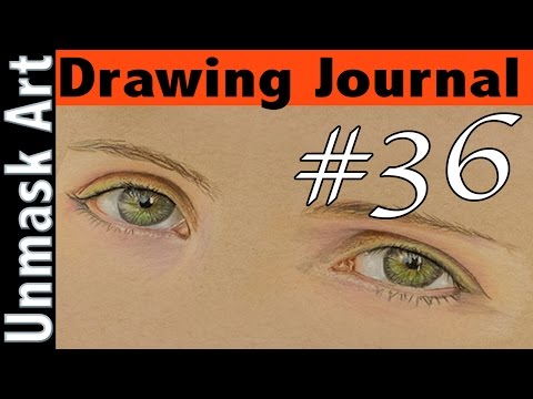 Drawing Journal #36