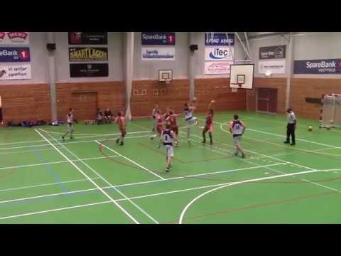 Hoopmixtape - Norway`s Tobias Gudim 2016/2017 season