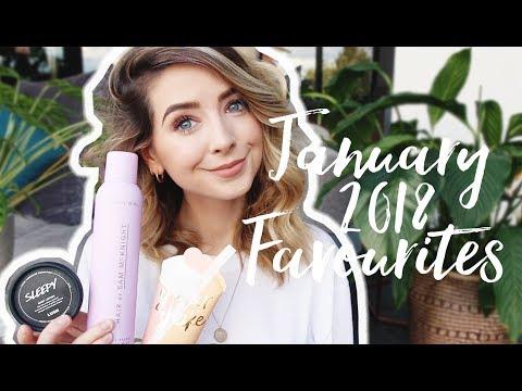 January Favourites 2018 | Zoella