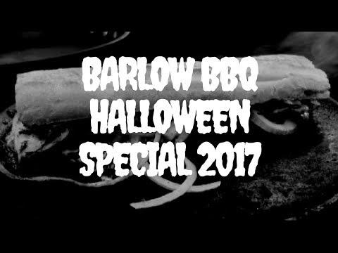 Barlow BBQ Halloween Special | Mojo Pork Cheesesteaks