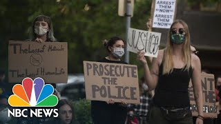 Live: George Floyd Death Protests Around The U.S.   NBC News