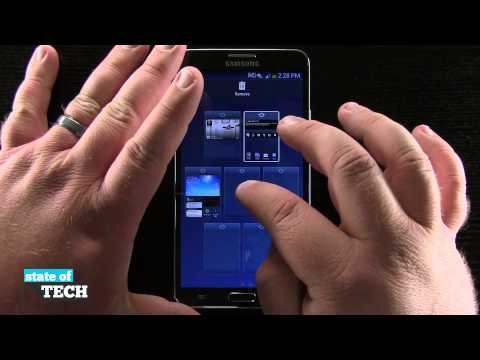 Samsung Galaxy Note 3 Tips - Remove Excess Home Screens