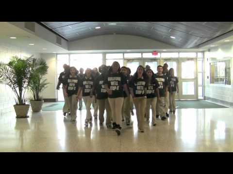 Bullying We'll Stop It OFFICIAL MUSIC VIDEO- Long Branch Middle School