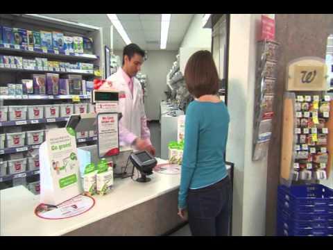Medication Disposal Program at Walgreens