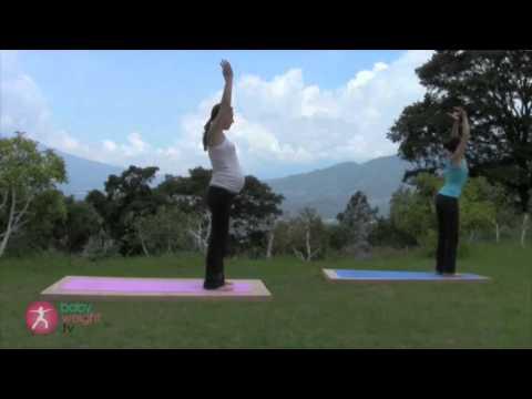 YogaMama Intermediate Prenatal Spanish Preview