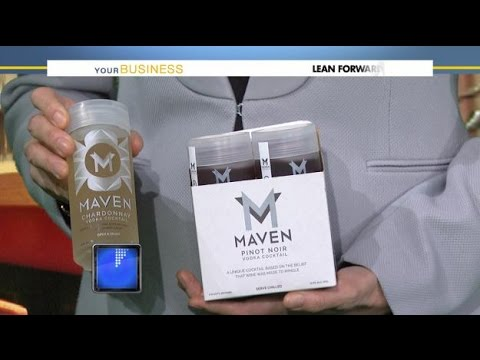 Maven Cocktails: New Mixed Drinks by OPEN Forum