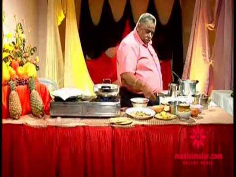 Finger fish | Dr. Chef DamoDharan | video.maalaimalar.com