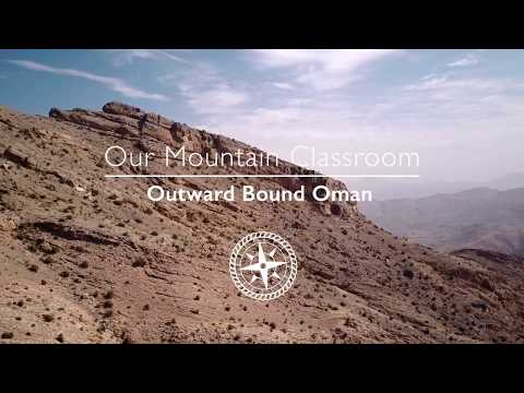 Outward Bound Oman Places | Our Mountain Classroom