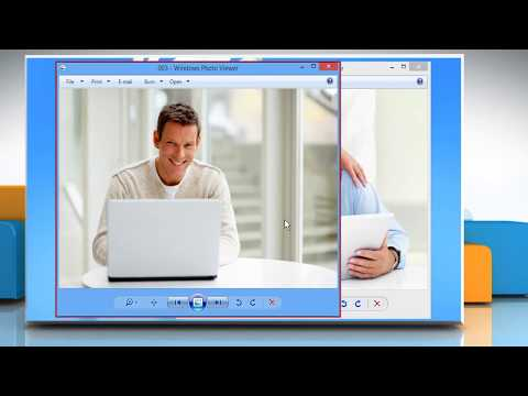 How to share screen on Skype® for Desktop on Windows® 8