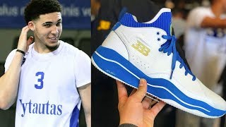 LiAngelo Ball FINALLY Gets His Own Basic Ass Signature G3 Shoes, and the Price is Ridiculous