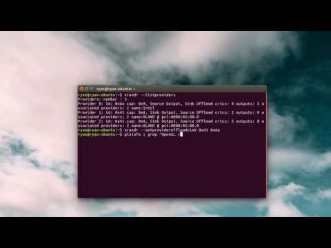 Enable Hybrid Switchable Graphics on Linux