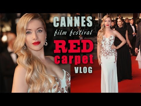 I walked the RED CARPET in Cannes 2017 !!! VLOG