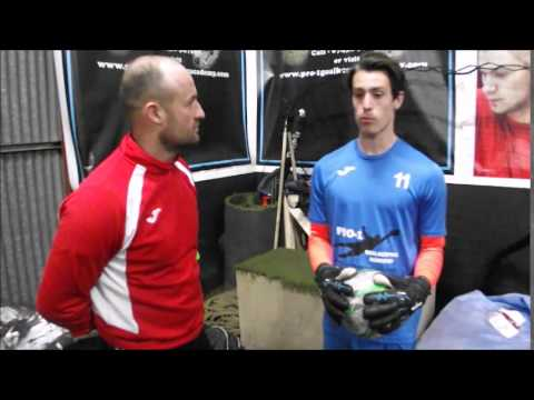 16 year old talks about his debute in semi-professional football