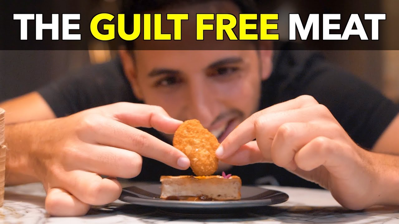 You Will Eat This Guilt Free Meat in 5 Years